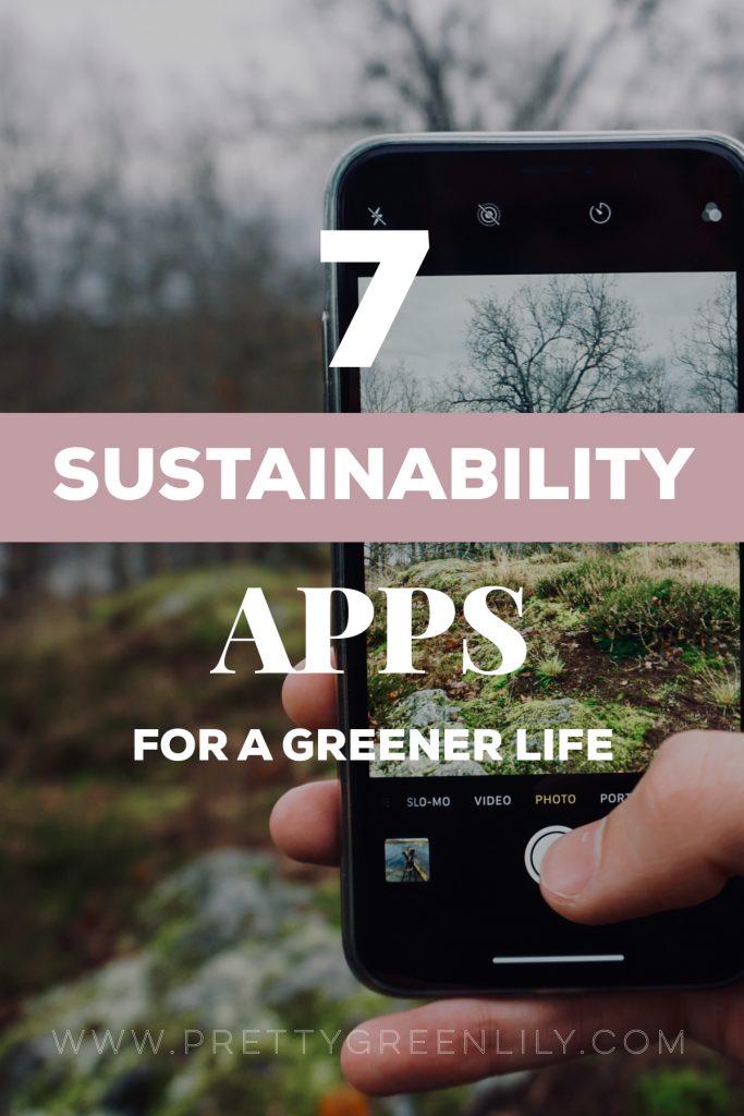sustainability apps