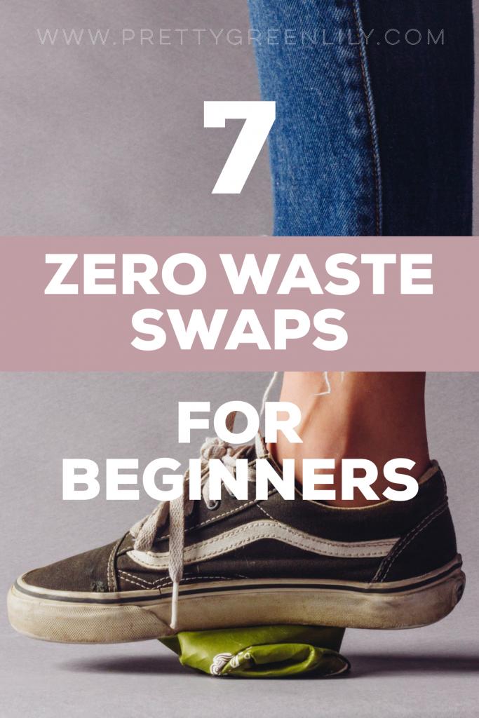 zero waste swaps beginners