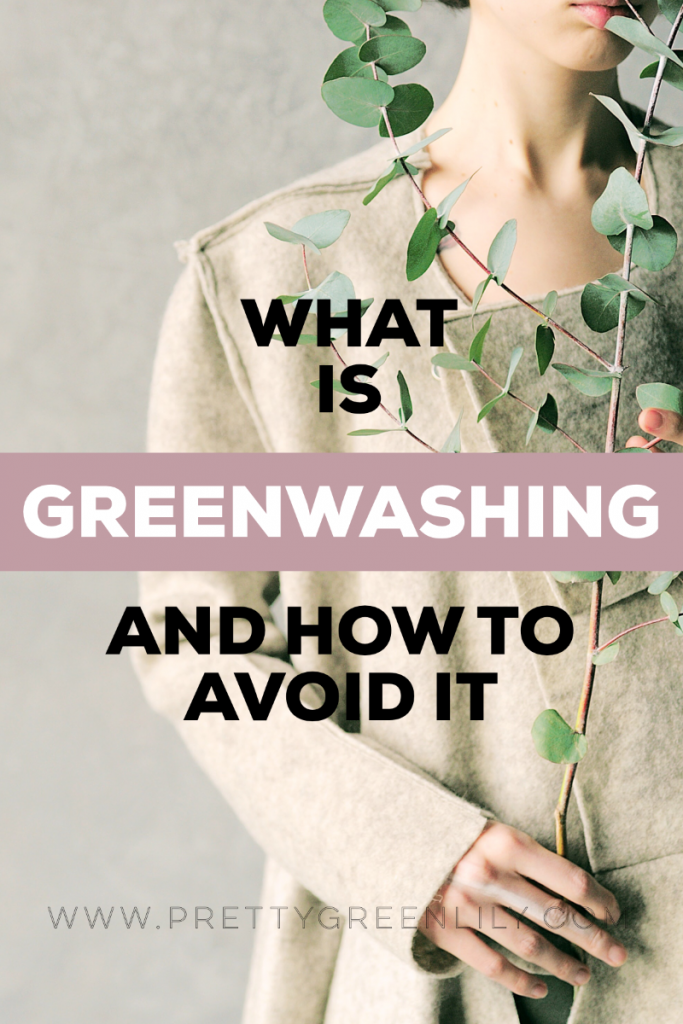 greenwashing how to avoid it
