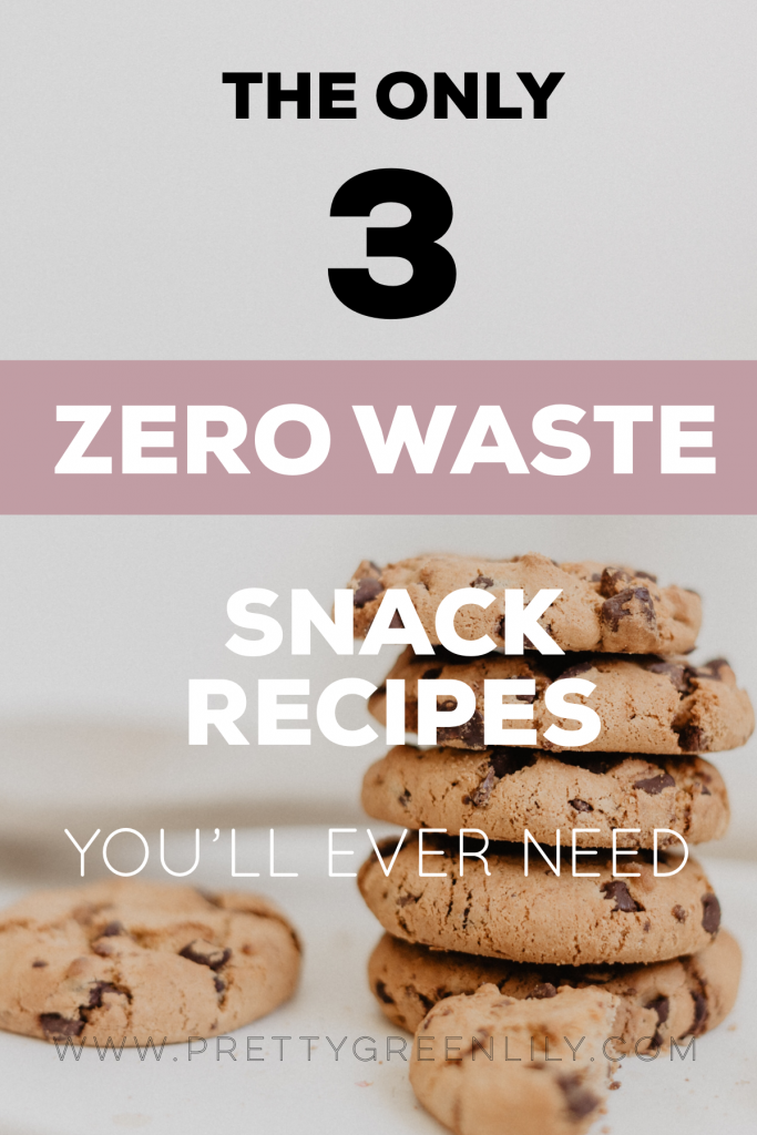 zero waste snacks