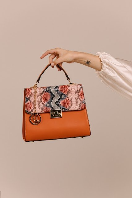 Kinds of Grace luxury vegan handbags