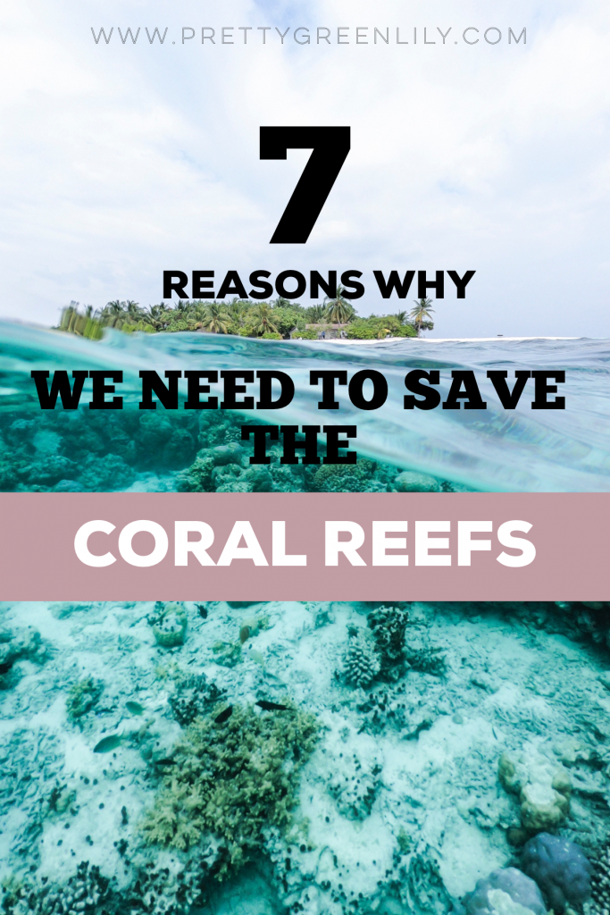 why we need to save the coral reefs