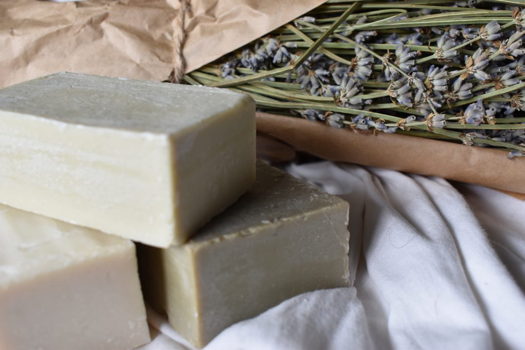 organic soaps based on natural oils