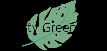 Pretty Green Lily