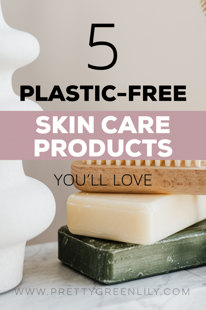 five plastic-free solid skin care products you'll love