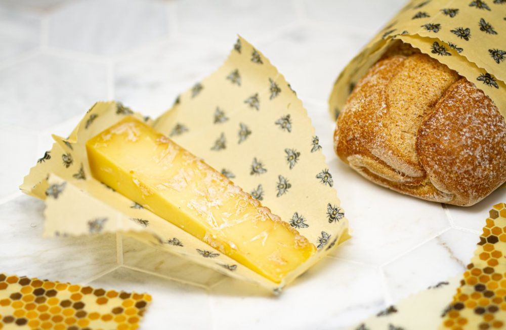 Reusable Beeswax Wrap