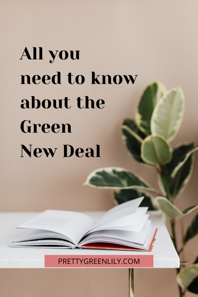 What are green deals