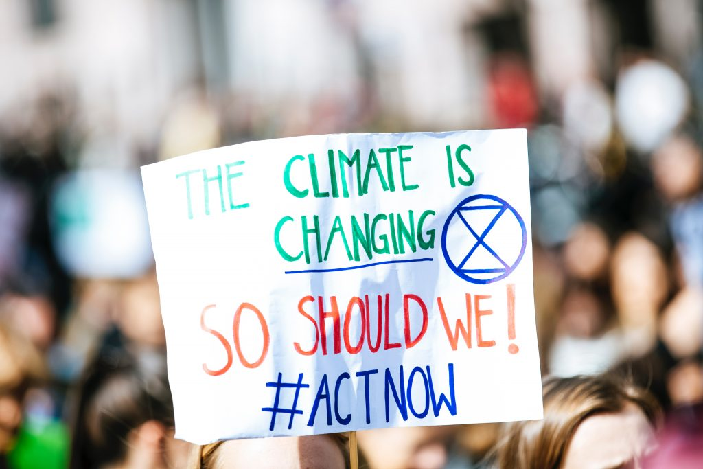 the climate is changing so should we #actnow - climate action emergency
