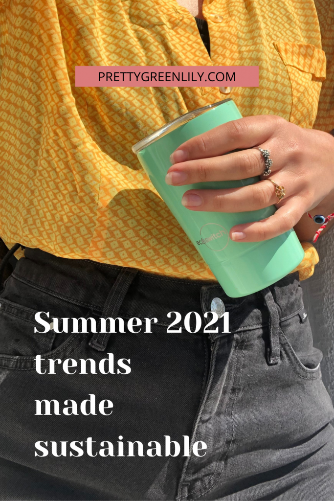 sustainable summer trends
